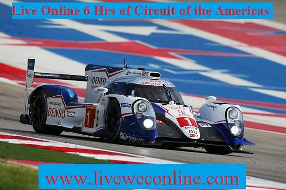6 Hours of Circuit of The Americas Live
