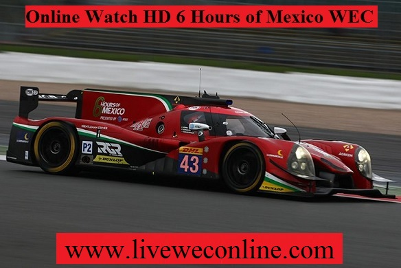6 Hours of Mexico Live