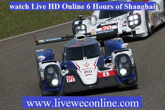Live 6 Hours Of Shanghai HD