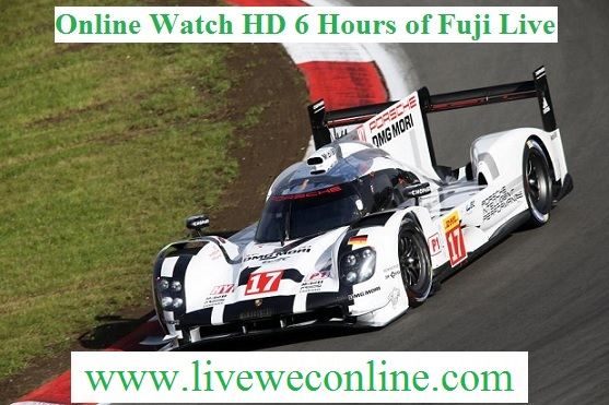 Live 6 Hours of Fuji HD