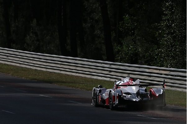 Michelin charge €250,000 for overlooking 2018-19 WEC LMP1 tire policies