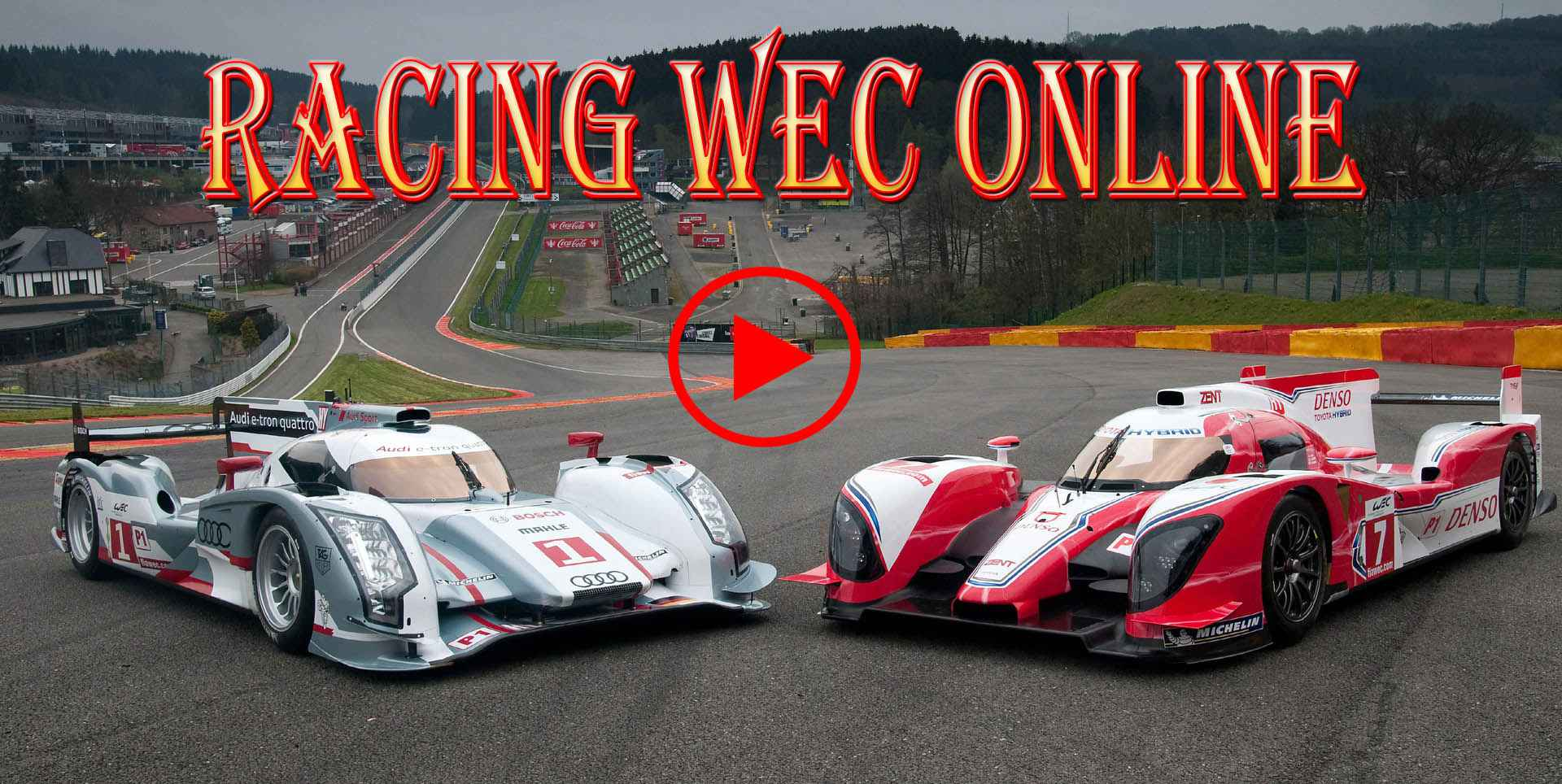 Live The WEC Prologue Monza HD